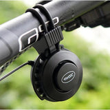 Waterproof Handlebar Bicycle Horn Alarm for Cycling USB Rechargeable