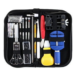 146Pcs/Set Professional Watch Repair Tool Kit