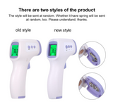 DIGITAL INFRARED FOREHEAD THERMOMETER FOR CHILDREN AND ADULTS