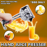 Manual Fruit Juicer (Guaranteed Heavy Duty)