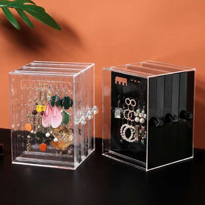 Acrylic Jewelry Organizer Storage Box