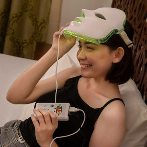 Professional 7 Colors LED Photon Beauty Mask