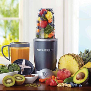 NUTRIBULLET HIGH-SPEED BLENDER/MIXER SYSTEM (GUARANTEED HEAVY DUTY)