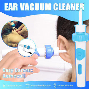 EAR WAX REMOVER VACUUM CLEANER (BUY 1 TAKE 1)