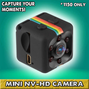 Mini Portable HD Camera