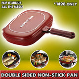 Double Sided Non-Stick Pan