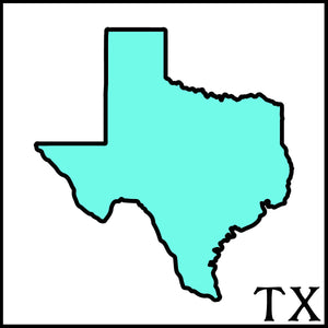 texas state outline teal and black texas small business spunkndisorderly TX Texas