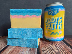 Addi's Faith Beer Soap - Spunk N Disorderly Soaps