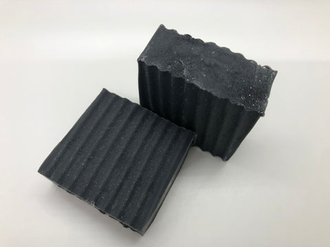 Activated Charcoal and Tea Tree Oil All Natural Soap - Spunk N Disorderly Soaps
