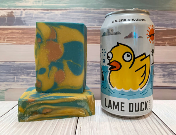 Uncool Gosling Beer Soap - Spunk N Disorderly Soaps