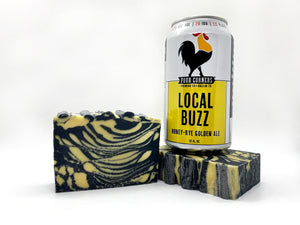 Local Buzz Beer Soap - Spunk N Disorderly Soaps