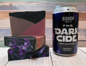 The Dark Cide Cider Soap - Spunk N Disorderly Soaps