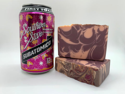 Subatomico Beer Soap - Spunk N Disorderly Soaps