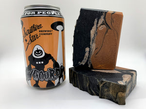CyGourd Beer Soap - Spunk N Disorderly Soaps