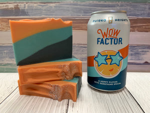 Wow Factor Beer Soap - Spunk N Disorderly Soaps