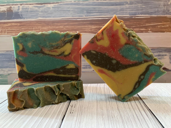Oh! Fudge Beer Soap - Spunk N Disorderly Soaps