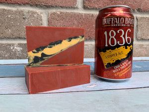 1836 Beer Soap - Spunk N Disorderly Soaps