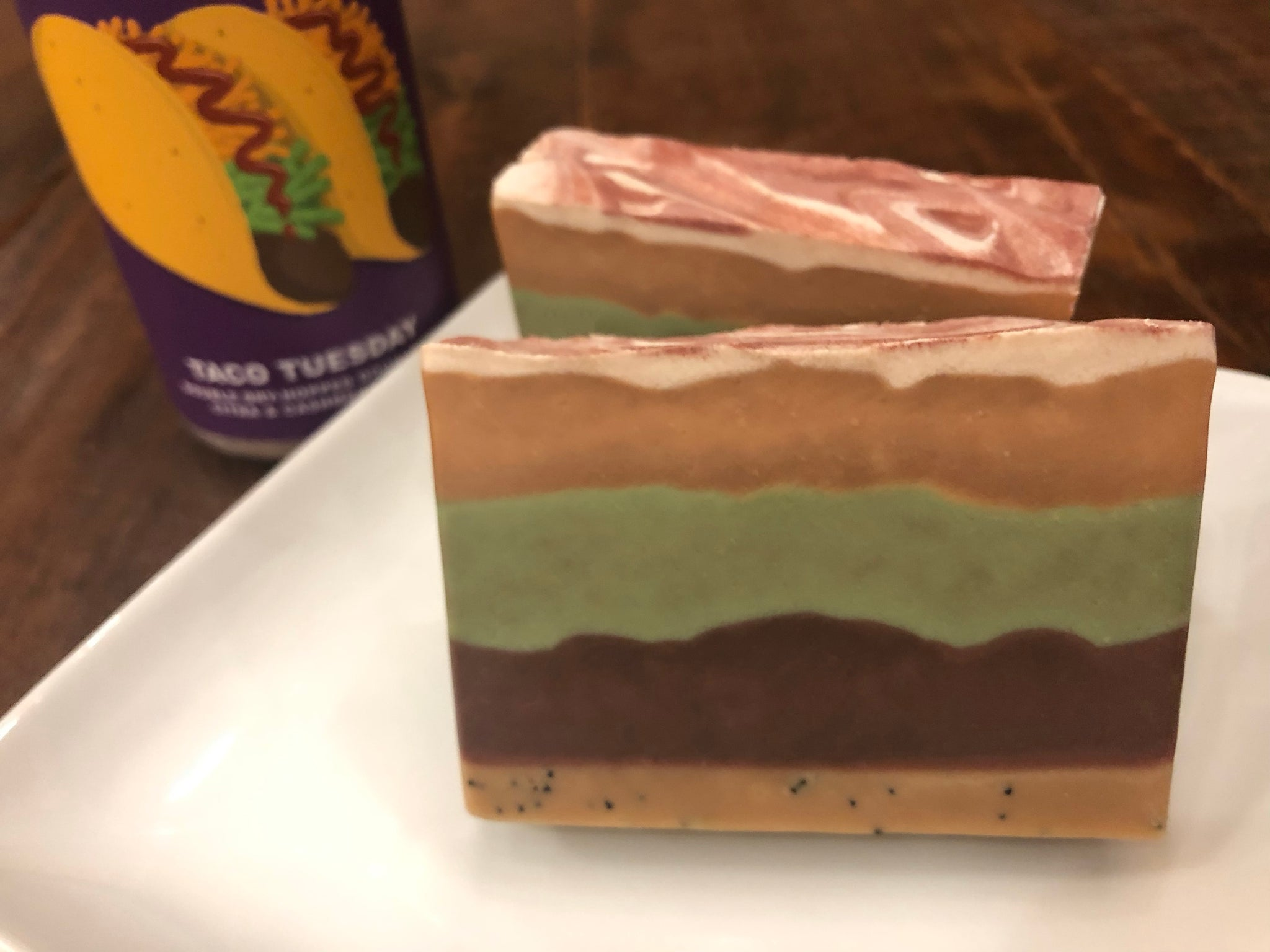 Taco Tuesday Beer Soap - Spunk N Disorderly Soaps