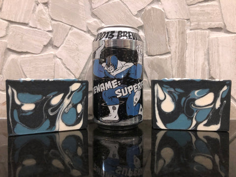 Codename: Superfan Beer Soap - Spunk N Disorderly Soaps