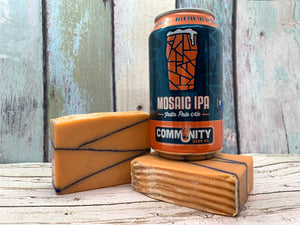 Mosaic IPA Beer Soap - Spunk N Disorderly Soaps
