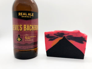 Devil's Backbone Beer Soap - Spunk N Disorderly Soaps
