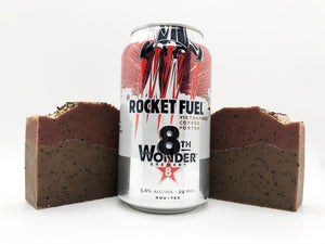 Rocket Fuel Beer Soap - Spunk N Disorderly Soaps
