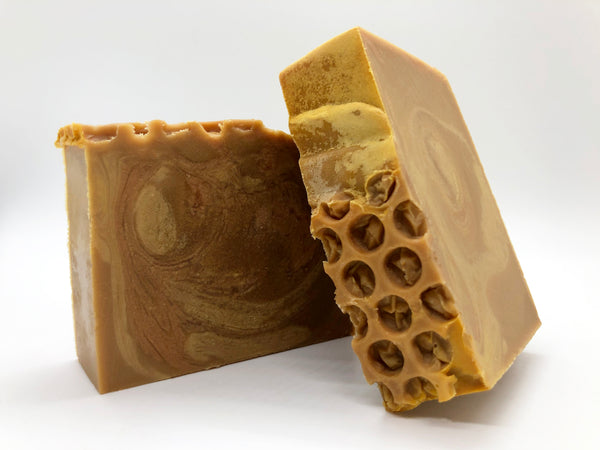 Honey Agave Cider Soap - Spunk N Disorderly Soaps
