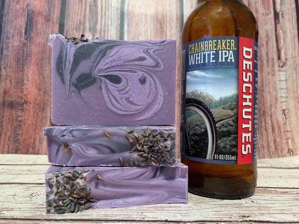 Heather's Chainbreaker Beer Soap - Spunk N Disorderly Soaps