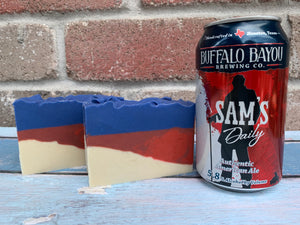 Sam's Daily Beer Soap - Spunk N Disorderly Soaps