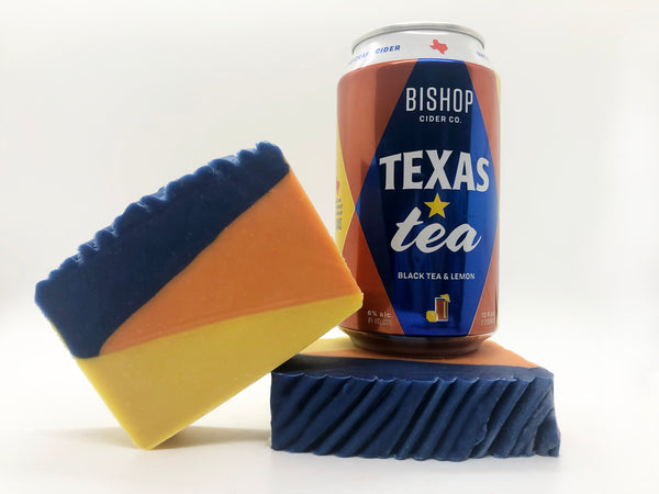Texas Tea Cider Soap - Spunk N Disorderly Soaps