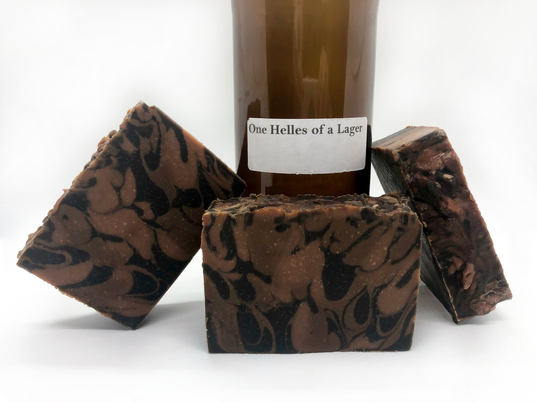 One Helles of a Lager Beer Soap - Spunk N Disorderly Soaps