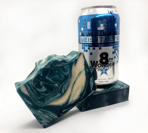 Weisstheimer Beer Soap - Spunk N Disorderly Soaps