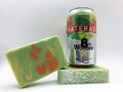 Haterade Beer Soap - Spunk N Disorderly Soaps
