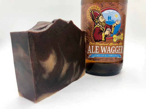 Ale Wagger Beer Soap - Spunk N Disorderly Soaps