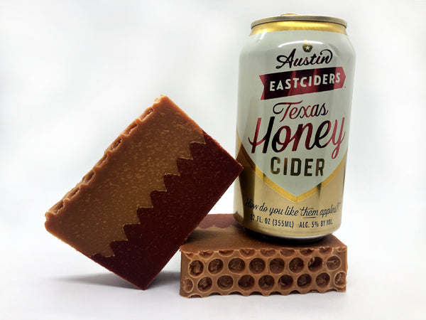 Texas Honey Cider Soap - Spunk N Disorderly Soaps