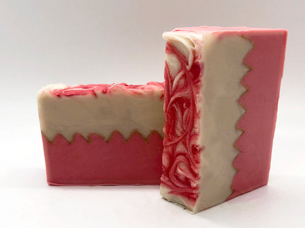 Rosé Cider Soap - Spunk N Disorderly Soaps