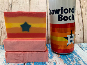 Crawford Bock Beer Soap - Spunk N Disorderly Soaps
