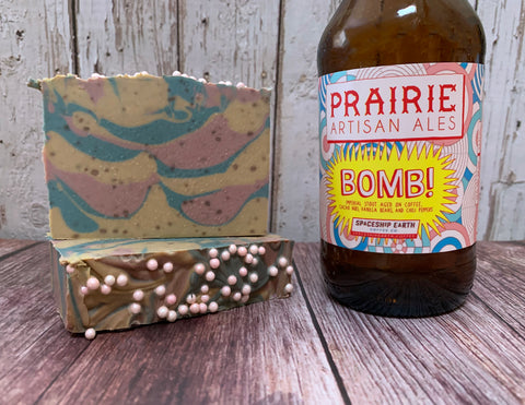 Bomb! Craft Beer Soap - Spunk N Disorderly Soaps