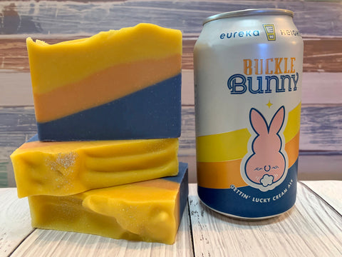 Buckle Bunny Beer Soap - Spunk N Disorderly Soaps