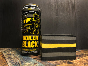 Boiler Black Beer Soap - Spunk N Disorderly Soaps