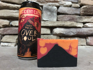 Over Soul Beer Soap - Spunk N Disorderly Soaps