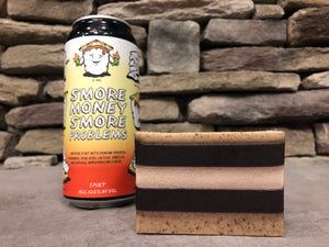 S'More Money, S'More Problems Beer Soap - Spunk N Disorderly Soaps