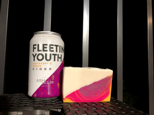 Fleeting Youth Cider Soap - Spunk N Disorderly Soaps