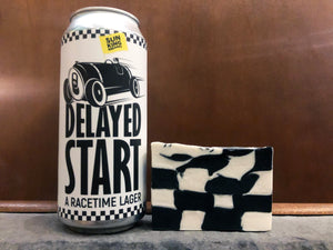 Delayed Start Beer Soap - Spunk N Disorderly Soaps