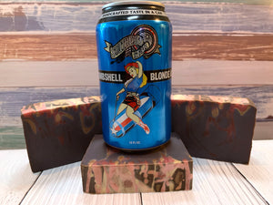 Bombshell Blonde Beer Soap - Spunk N Disorderly Soaps