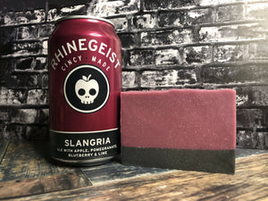 Slangria Beer Soap - Spunk N Disorderly Soaps