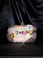 Evening Clutch with Flowers