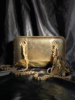 Gold Evening Clutch