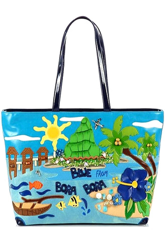 Braccialini Shopper Bag Bora Bora