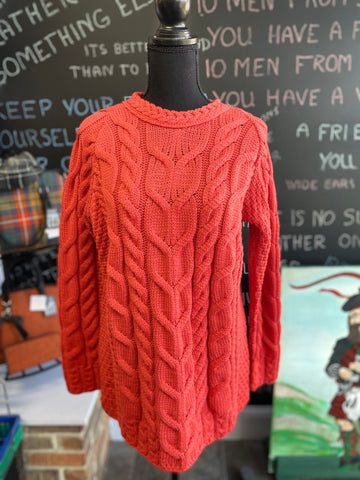 Aran Woollen Mills Pull Over Sweater